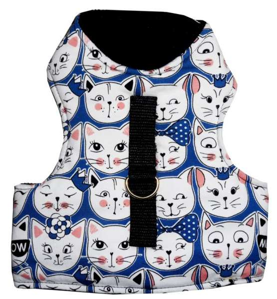Kitty Jacket MEOW aus Baumwolle Made in Germany